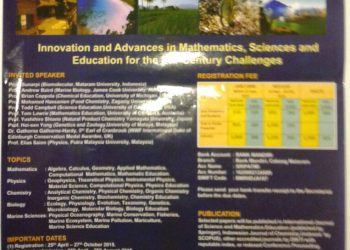 International Conference on Mathematics, Sciences and Education