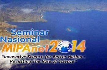 Seminar Nasional MIPAnet 2014