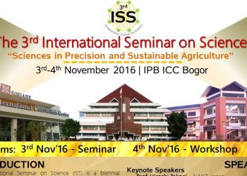 The 3rd International Seminar on Sciences