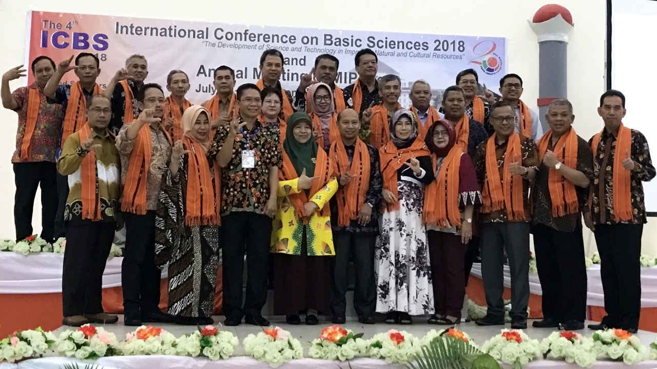 Sekjen MIPAnet Periode 2016-2018 Dr. Ir. Sri Nurdiati, M.Sc Komunikasikan Capaian Program Kerja Dua Tahun