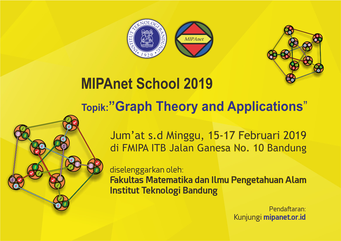 MIPAnet School Series 02: Graph Theory and Applications