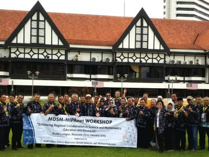 MDSM-MIPAnet Workshop Enhancing Regional Collaboration in Science and Mathematics  Education and Research