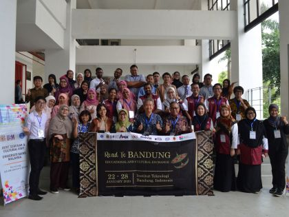 Educational and Cultural Exchange between ITB-USM 2020