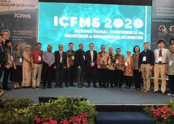 FMIPA ITB menyelenggarakan ICFMS 2020 3 Maret 2020